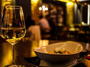 Sweet Wines Served with Savory Foods